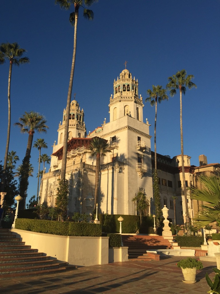 hearst castle appearance