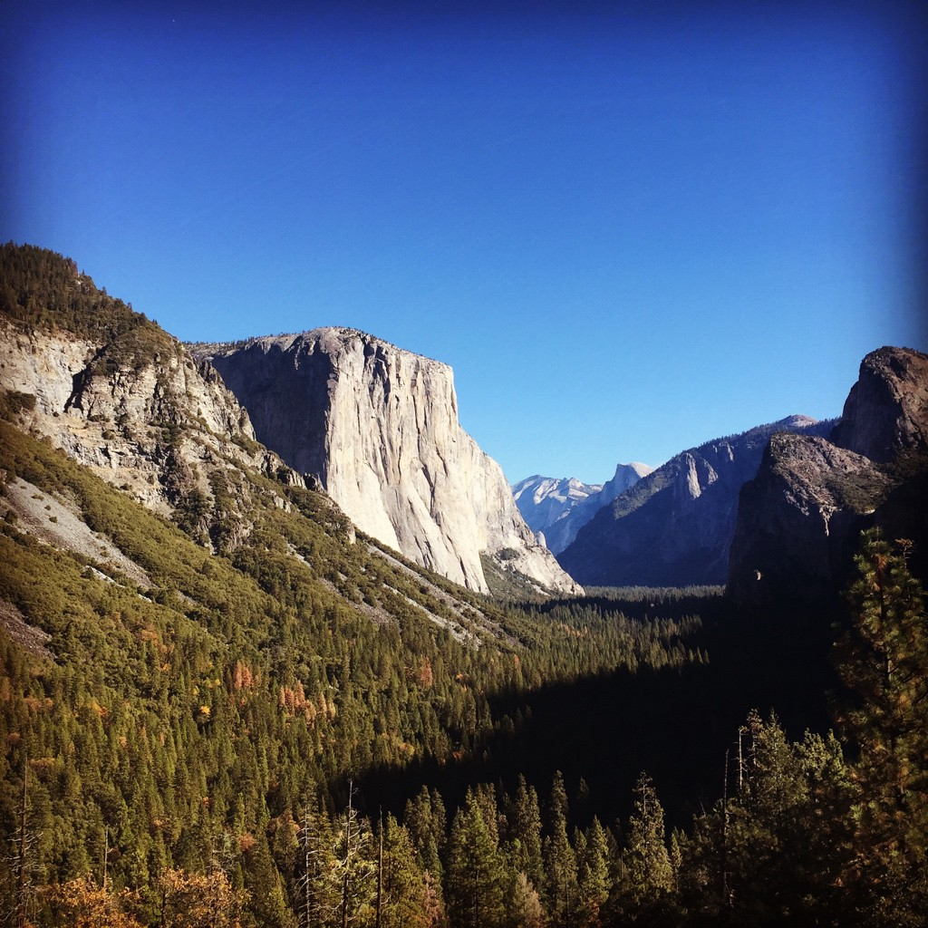 Yosemite EI Captain